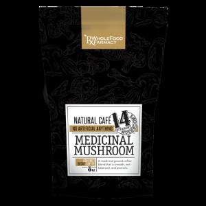 Mushroom Coffee Decaf