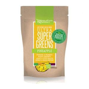 super greens pineapple